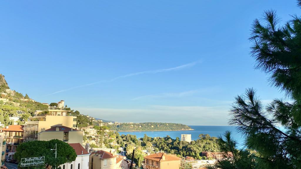 Blu Immobilier - 3 CAMERE VISTA MARE CANTINA PARCHEGGIO PISCINA PALESTRA RISTORANTE CONCIERGE - Monaco Monte-Carlo