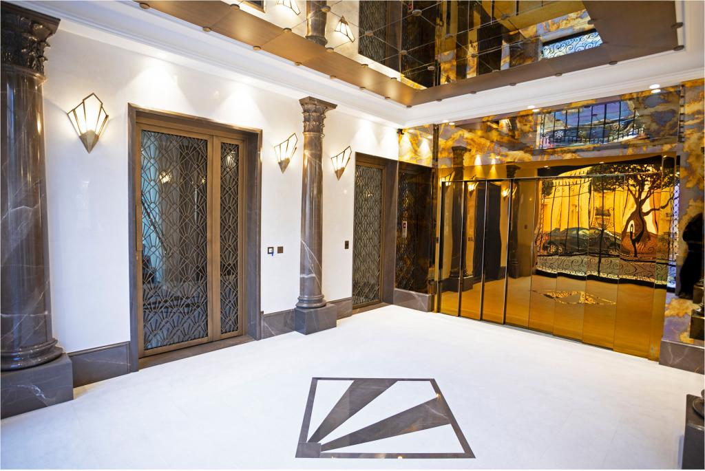 Blu Immobilier - PAVILLON DIANA DUPLEX MOLTO CHIC CON INGRESSO PRIVATO - Monaco Monte-Carlo
