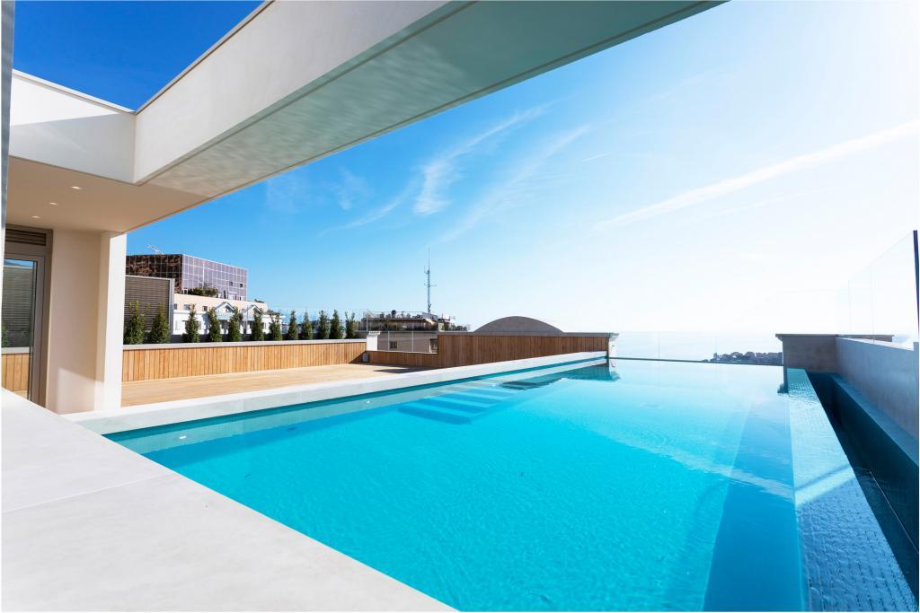 Monaco Villas - PAVILLON DIANA - EXCEPTIONNEL PENTHOUSE AVEC PISCINE TRÈS PRIVÉ APPROPRIÉ POUR LA PÉRIODE PANDÉMIQUE - Monaco Monte-Carlo