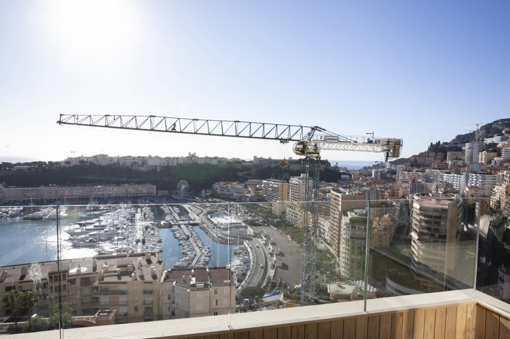 Monaco Villas - ROSE DE FRANCE NEW PENTHOUSE HERCULES HARBOUR VIEW - Monaco Monte-Carlo