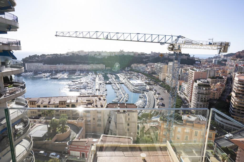 Monaco Villas - BOULEVARD DE SUISSE PENTHOUSE VUE PORT HERCULE - Monaco Monte-Carlo