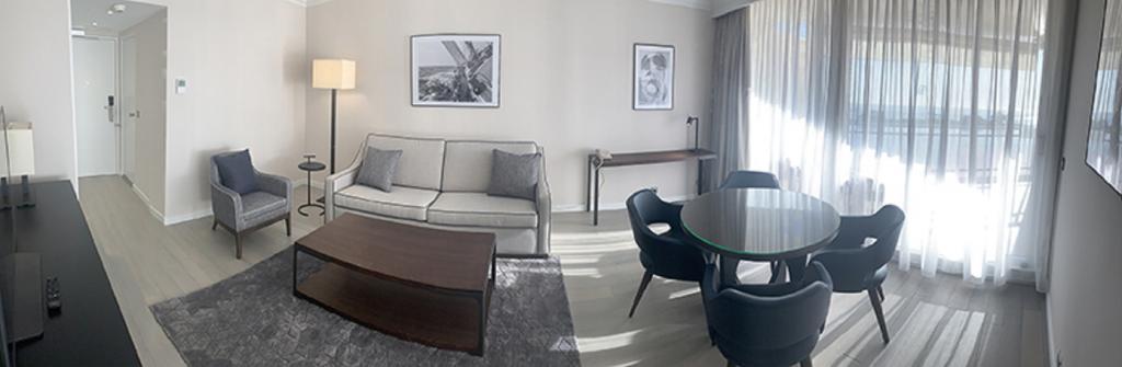 Monaco Villas - Résidences Fairmont Monte Carlo 2 pièces Vue Mer - Monaco Monte-Carlo