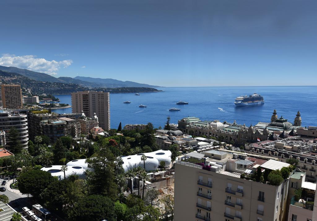 Blu Immobilier - PARK PALACE 3 PIÈCES FINITIONS EXTRAORDINAIRES - Monaco Monte-Carlo