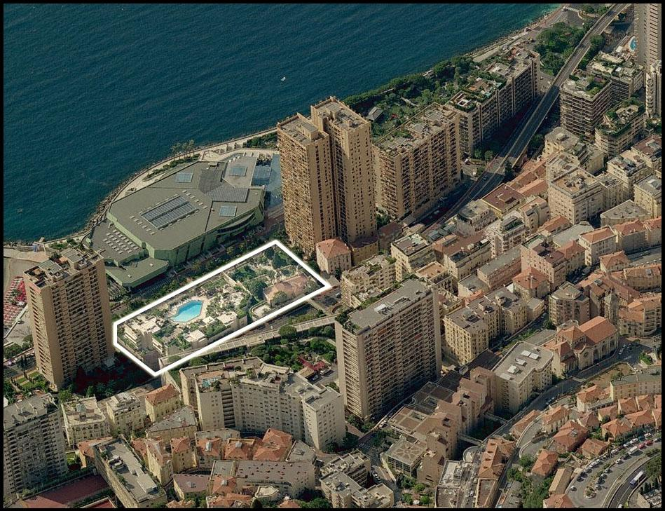 Apartments To Sell Or To Rent In The Building 21 Princesse Grace In Monte Carlo
