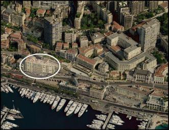 Beau Rivage - Residenza Monaco - 9, av. d'Ostende, Monaco