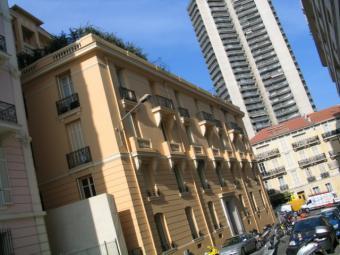 Bellevue Palace - Immeuble Monaco - 1, rue Bellevue, Monaco
