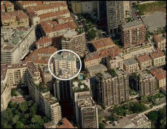 Blanc Castel - Building Monaco - 17, bd. Princesse Charlotte, Monaco