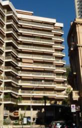 Buckingham Palace - Building Monaco - 11, av. Saint-Michel, Monaco