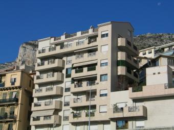 Résidence Le Castel - Building Monaco - 9, av. Crovetto Frères, Monaco