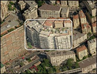 Le Continental - Building Monaco - Place des Moulins, Monaco