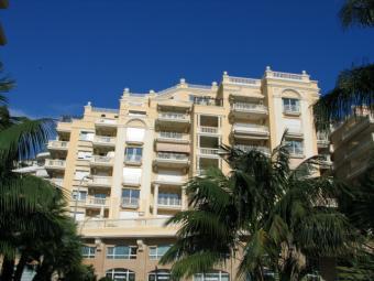 Villas Del Sole - Building Monaco - 8, av. Saint-Roman, Monaco