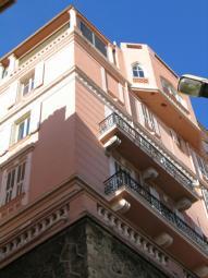 Villa El Mandar - Building Monaco - 37, bd. de Belgique, Monaco