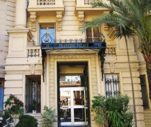 Franzido Palace - Building Monaco - 15, bd. du Jardin Exotique, Monaco