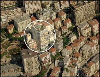 Granada - Immeuble Monaco - 28, bd. de Belgique, Monaco