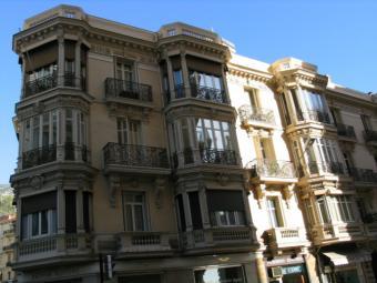 Villa les Lauriers - Building Monaco - 15, bd. Princesse Charlotte, Monaco