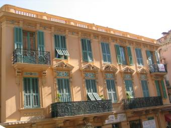 Le Lido - Immeuble Monaco - 1, rue des Lilas, Monaco