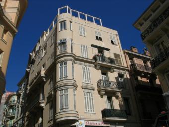 Maison Fontana - Immeuble Monaco - Rue des Violettes, Monaco