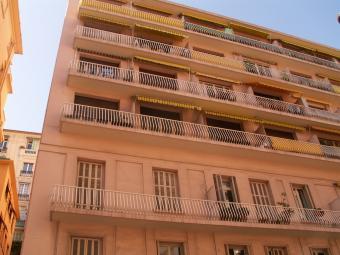 Monte Carlo House - Building Monaco - 31, bd. des Moulins, Monaco