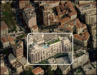 Monte Carlo Palace - Building Monaco - 3, bd. des Moulins, Monaco