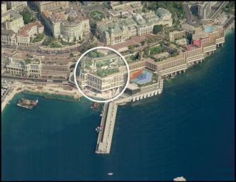 Monte Carlo Star - Immeuble Monaco - 15, bd. Louis II, Monaco