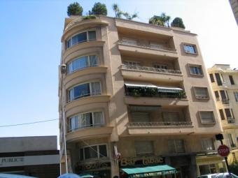 Le Palmier - Building Monaco - 46, bd. des Moulins, Monaco