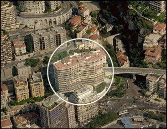 Le Panorama - Building Monaco - 57, rue Grimaldi, Monaco