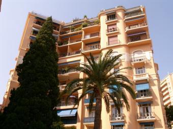 Palais du Printemps - Building Monaco - 10, bd. de Belgique, Monaco