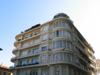 Rotondes - Building Monaco - 48, bd. du Jardin Exotique, Monaco