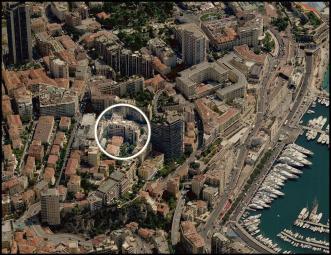 Saint Andre - Building Monaco - 20, bd. de Suisse, Monaco