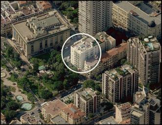 Palais Saint James - Immeuble Monaco - 5, av. Princesse Alice, Monaco