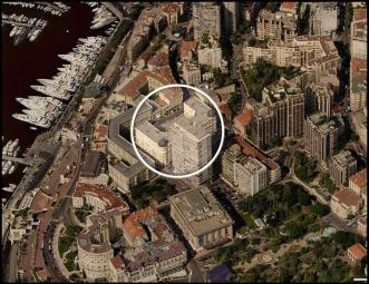 Palais de la Scala - Immeuble Monaco - 1, av. Henry Dunant, Monaco