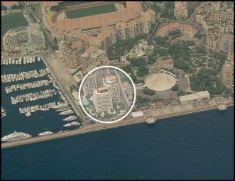 Seaside Plaza - Immeuble Monaco - 8, av. des Ligures, Monaco