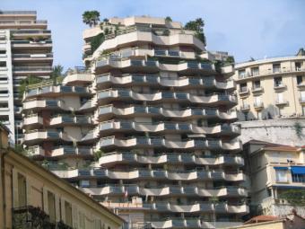 Soleil d'Or - Immeuble Monaco - 20, bd. Rainier III, Monaco