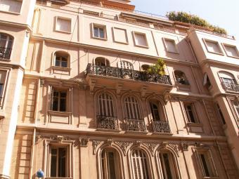 Palais de la Terrasse - Building Monaco - 36, bd. des Moulins, Monaco