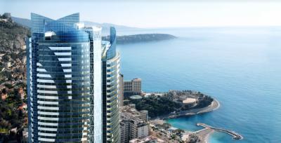Tour Odéon - Building Monaco - Avenue de l'Annonciade, Monaco