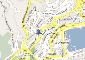 Gemeaux - Building Monaco - 14/15, rue Honoré Labande, Monaco