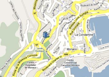 Villa Beatrice - Residenza Monaco - Av. Hector Otto, Monaco